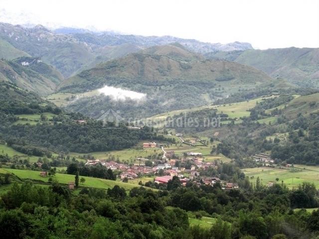 El texu en mestas de con asturias - Casa rural las mestas ...