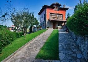 Casas rurales Aldea de Con- El Texu