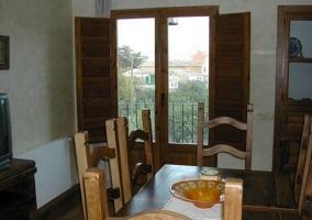 Cocina office de la casa con alacena