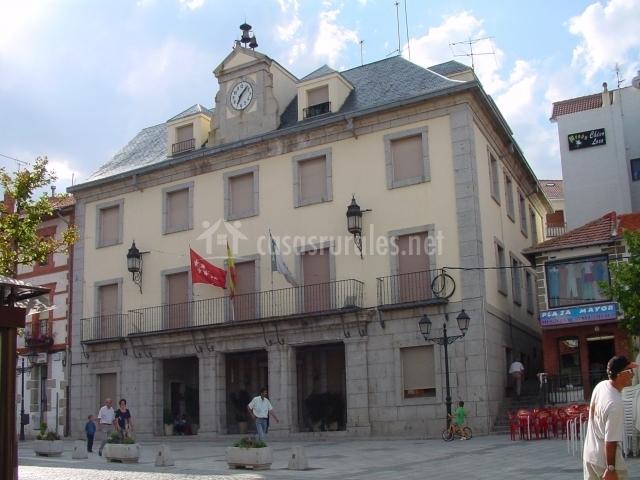 La solana en cercedilla madrid - Casarse ayuntamiento madrid ...