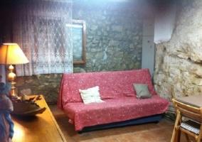 Dormitorio de matrimonio del apartamento