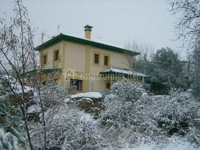 La escala en manzanares el real madrid - Casa rural manzanares ...