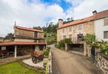 Casa de Verdes - Cundins (San Paio), A Coruña