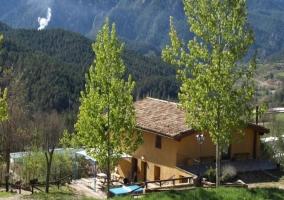 casa con espectaculares vistas