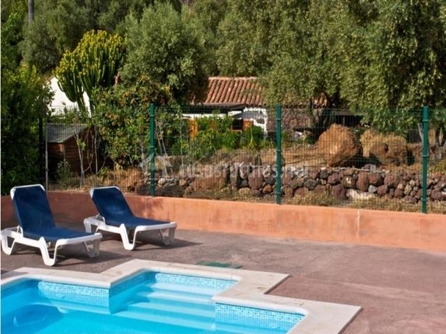 El palmeral del valle en santa lucia de tirajana gran for Casa rural gran canaria piscina
