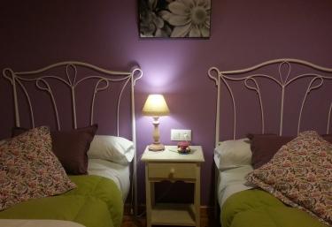 Dormitiorio morado
