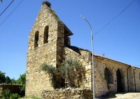 El ayuntamiento del pueblo
