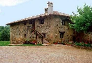 Mas Pujolàs - Santa Pau, Girona