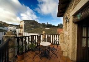 Casa Margarita, Casa I - Montanchez, Cáceres