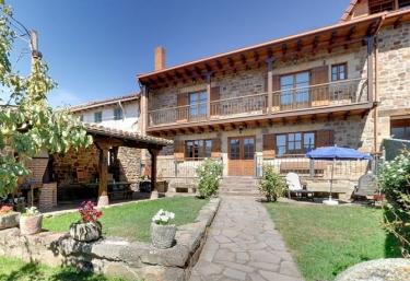 Casa Rural Vielba - Cillamayor, Palencia