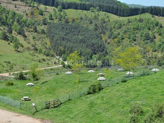 La cuculla habitaciones en ezcaray la rioja - Casa rural ezcaray ...
