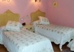 Habitación doble los rosales