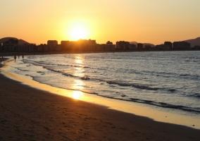 Playa de Laredo