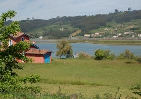 La Ría de Villaviciosa