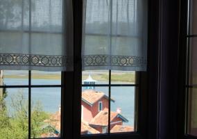 Preciosas vistas desde las habitaciones