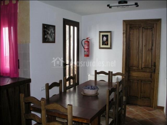 La Casa del Parque (VTAR) en Huescar (Granada)