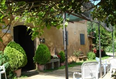 Les Clotas - Sant Hilari Sacalm, Girona