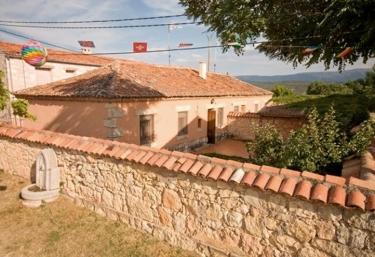Casa de los Maestros - Orejana, Segovia