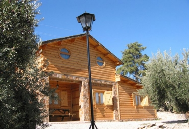 Casas de madera El Zumacar - Cazorla, Jaén