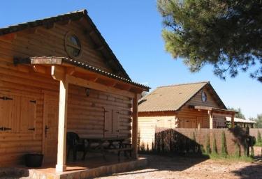 Casas De Madera El Zumacar Bungalows Y Cabanas En Cazorla Jaen