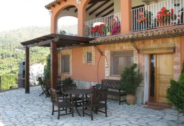 Casa Rural Terranova - Fleix, Alicante