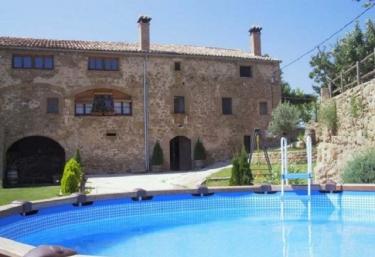 Casa Angrill - Montpolt, Lleida