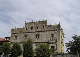 Palacio de Velarde en Santillana del Mar