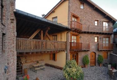 Lo Pallé de Cal Bosch - Soriguera, Lleida