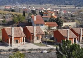 Nuestas casas y Villalba de la Sierra