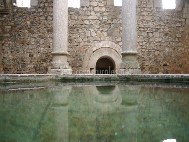 Baños árabes en Girona