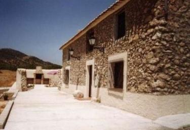 Cortijo El Civil - Oria, Almería