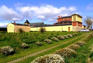 Casa do Merlo - O Barreiro (Castroverde), Lugo