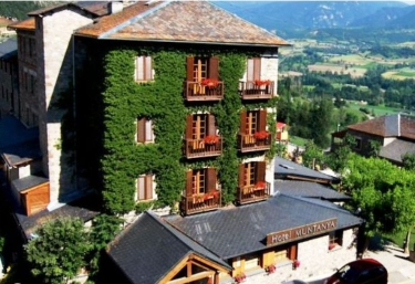 Hotel Muntanya & SPA - Prullans, Lleida
