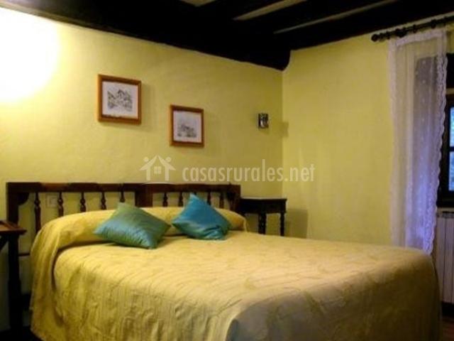 Caser o indakoborda en errazu erratzu navarra - Casa rural con chimenea en la habitacion ...