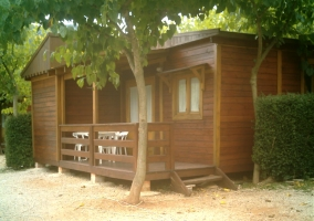 Cabañas y bungalows de madera La Falaguera