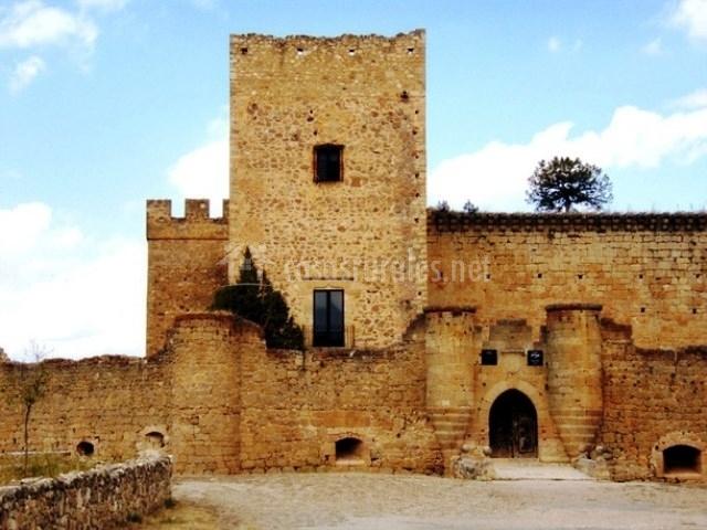 Castillo de Riaza