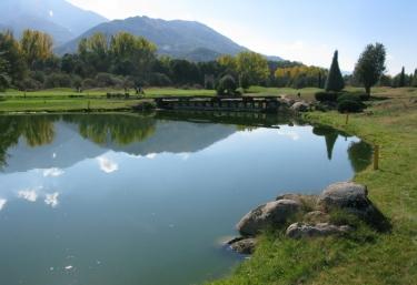 Campo de Golf Navaluenga.
