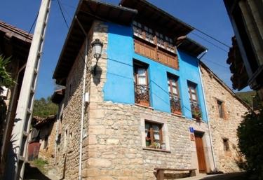 El Gaiteru - Panes, Asturias