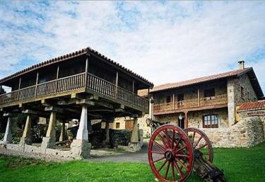 La Casona ´l Campo - Arlos, Asturias