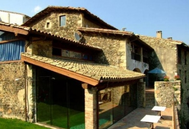 Can Ventura - Sant Feliu De Pallerols, Girona