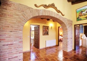 Arco del salón