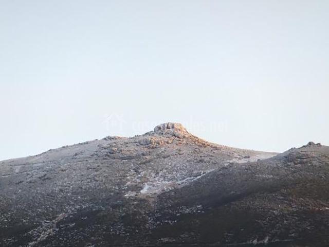 paisaje de montaña
