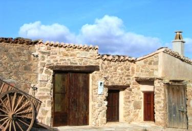 La Casa de la Era - Alpuente, Valencia