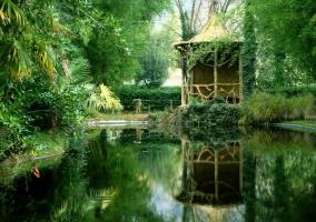 Una de las maravillas del parque de Bertiz