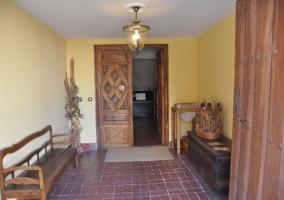 Casa Rural Abánades