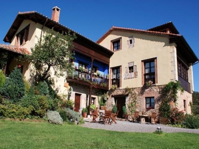 Heredad de la cueste en llenin asturias - Casas rurales en asturias para 4 personas ...