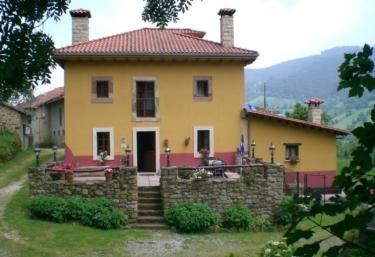 Casa Capión - Villaviciosa, Asturias