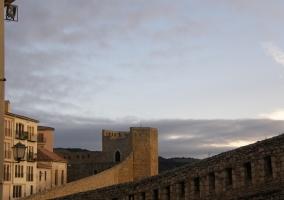 Muralla medieval de Morella