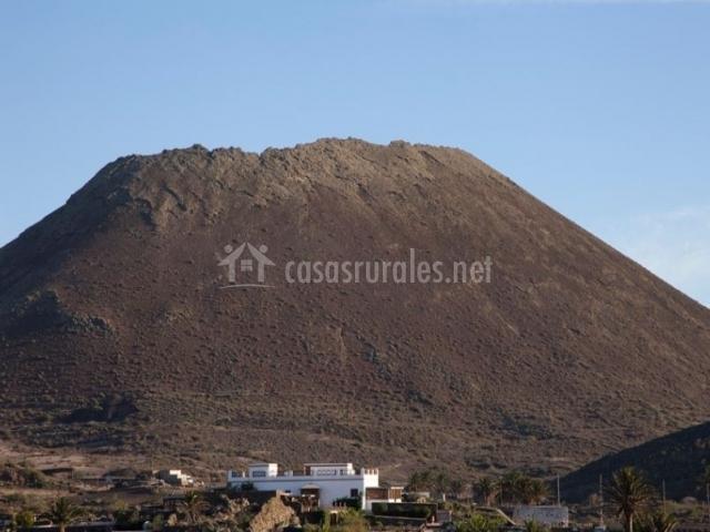 Zona de volcanes