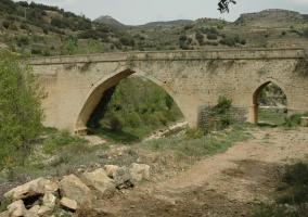 el puente medieval